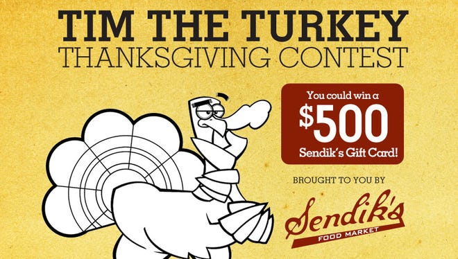 You could win a $500 Sendik's gift card.
