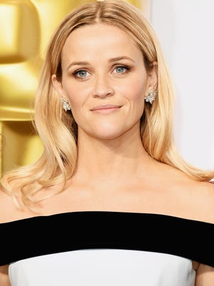 Reese Witherspoon, here at the Oscars, is a fan of 'The Girl on the Train.'