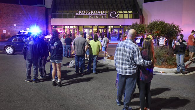 Executive editor John Bodette notes how digital technology has revolutionized coverage for breaking news. During the Crossroads Center stabbings, Times journalists used Twitter, Facebook and livestreamed video to give readers real-time coverage online.