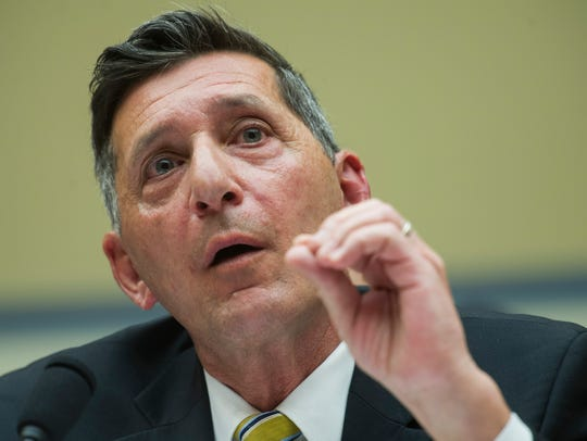 Michael Botticelli, the new director of the White House