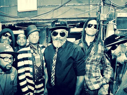 Fishbone will play Feb. 8 at Discovery Ventura.