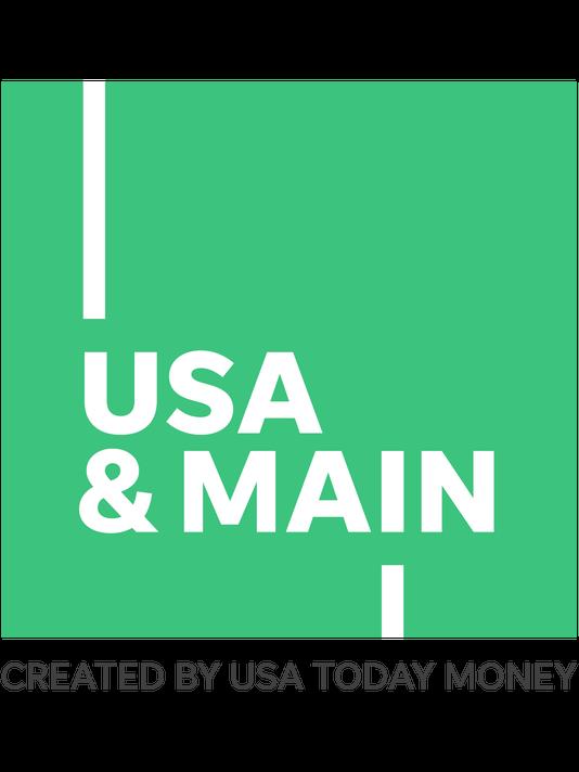 USA & Main Logo