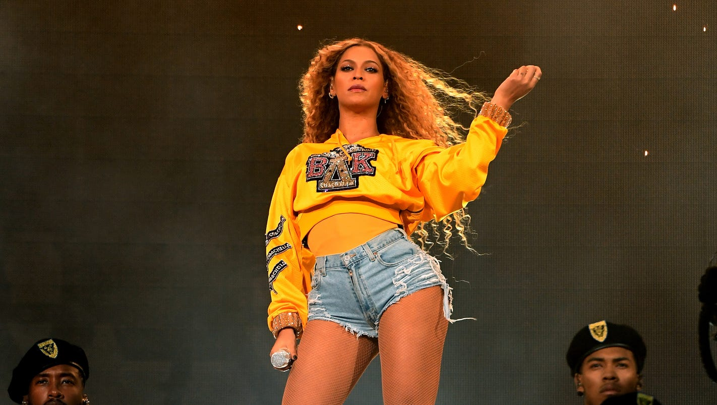 Review: Beyoncé leaves no question who runs the world in Coachella set with Destiny's Child