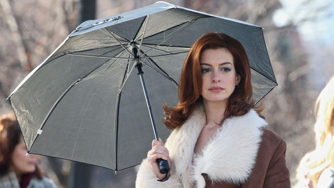 """Anne Hathaway in Amazon's """"Modern Love."""" The show is expected to return for a second season."""