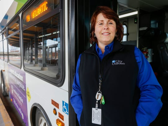 CU bus driver Renee Thompson-Fox went out of her way