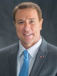 Texas Rep. Pat Fallon, R-Frisco