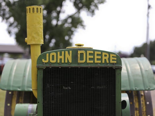 Love tractors? Don't miss Pioneer Power Days this weekend in Lewistown.