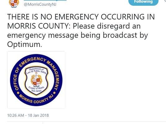 Morris Optimum alert