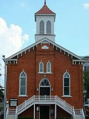 Dexter Ave King Memorial Baptist Church