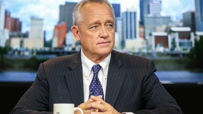 Hamilton County Prosecutor Joe Deters joins the Editorial Board at The Enquirer's offices for a discussion Thursday.