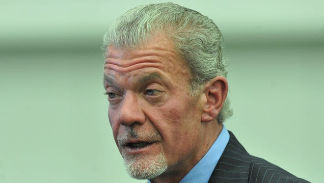 Colts owner Jim Irsay in 2013.