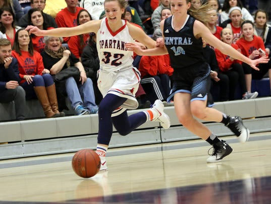 Brookfield East-Central Basketball-2