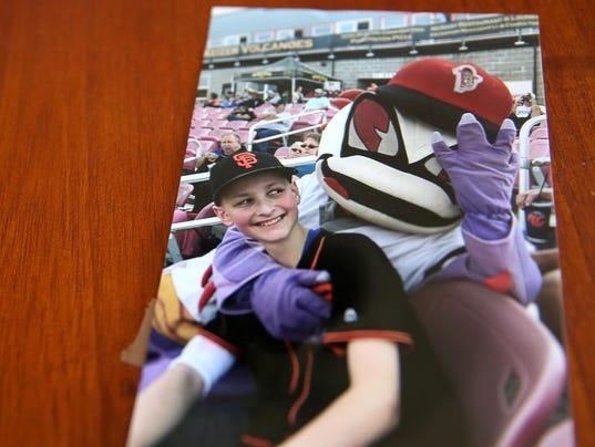 West Salem teen dies of osteosarcoma bone cancer
