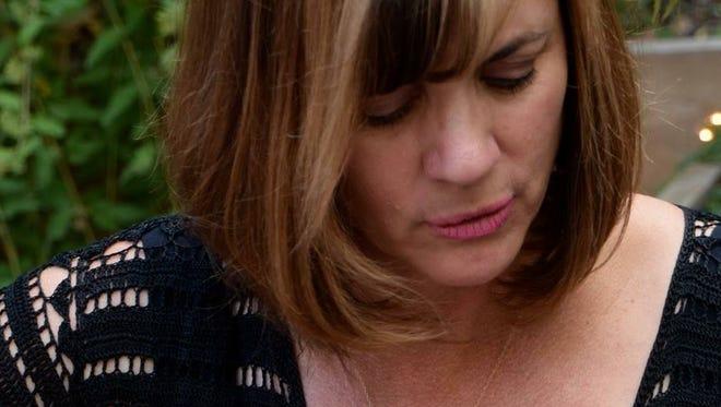 Dunsmuir musician Allison Scull.