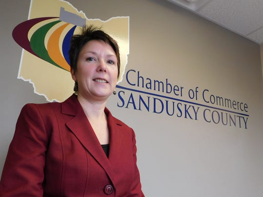 Jill Simpson has submitted her resignation as CEO of the Sandusky County Chamber of Commerce. Simpson took the top chamber post in November 2016.