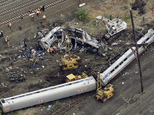 Amtrak Crash Investigation