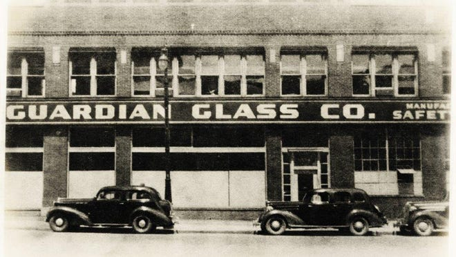 Guardian's first manufacturing location in Michigan was on Campbell Ave. in Detroit.