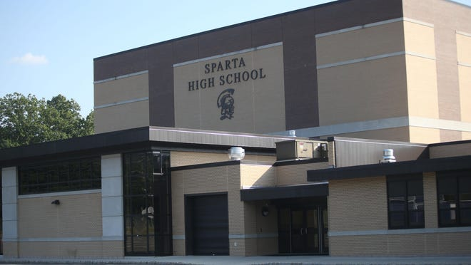 Sparta High School is one of the district's five public schools that will be starting the year with all remote learning after originally allowing parents the option to choose a hybrid model with some in-person instruction.