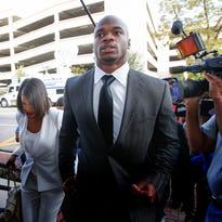 Adrian Peterson's career in pictures