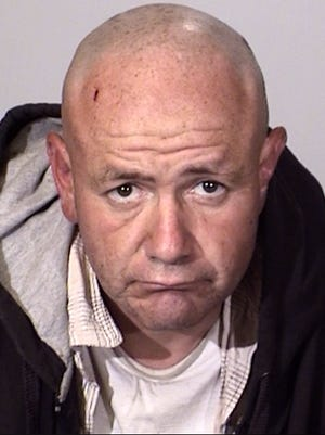 Don Svestka, 39, was arrested Wednesday in connection with a stolen vehicle in Oxnard, police said.
