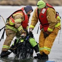Counties, Neenah-Menasha operate dive teams for underwater emergencies