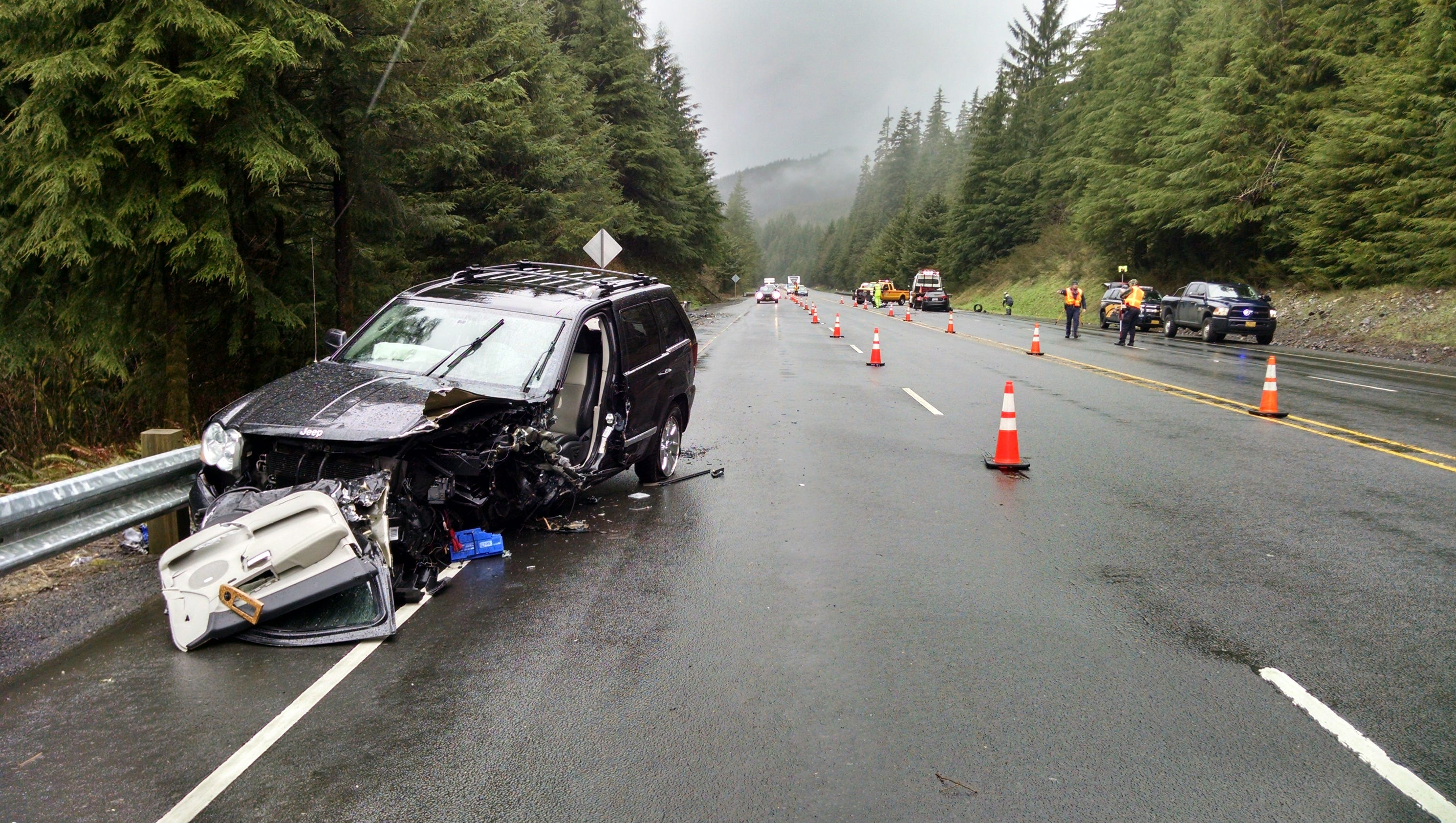 May   Hwy  Car Accident Oregon