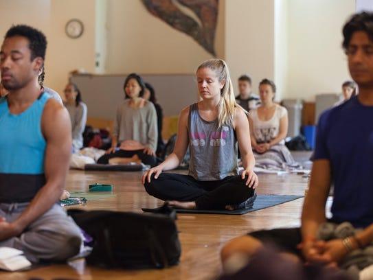 Choose from dozens of meditation workshops at Omega