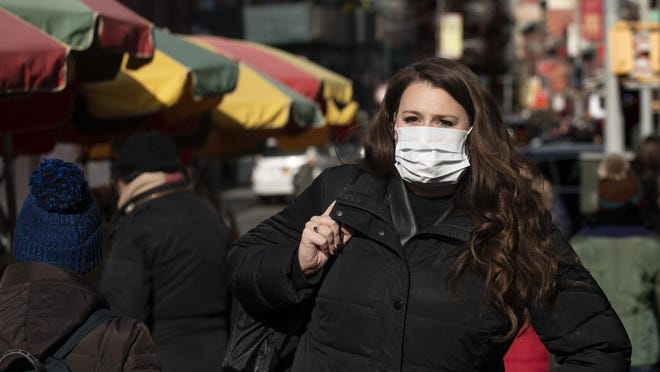 A Vox caller expresses an opinion about those who refuse to wear face masks in public.
