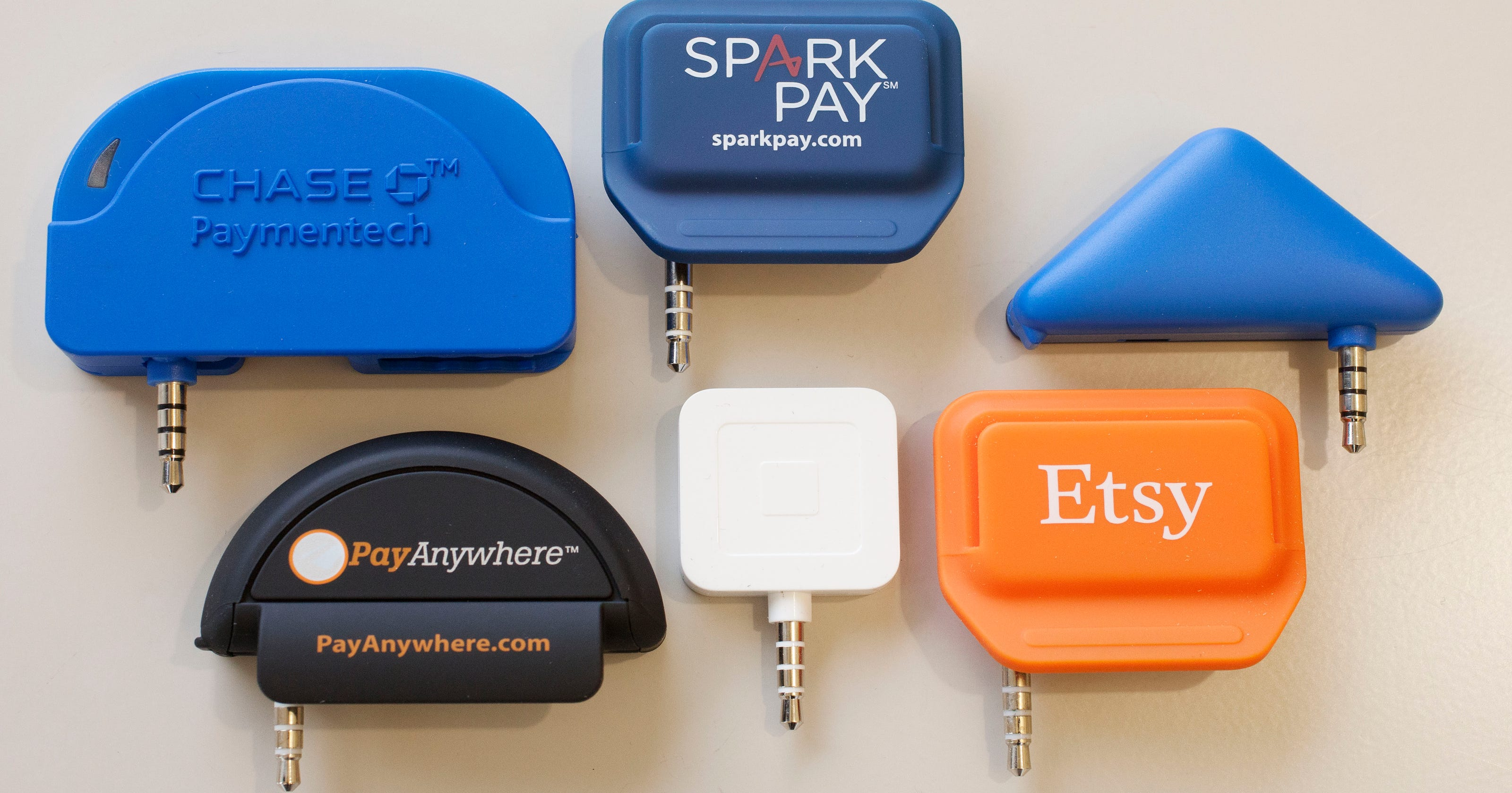 From Square to PayPal: 8 mobile credit card readers and what