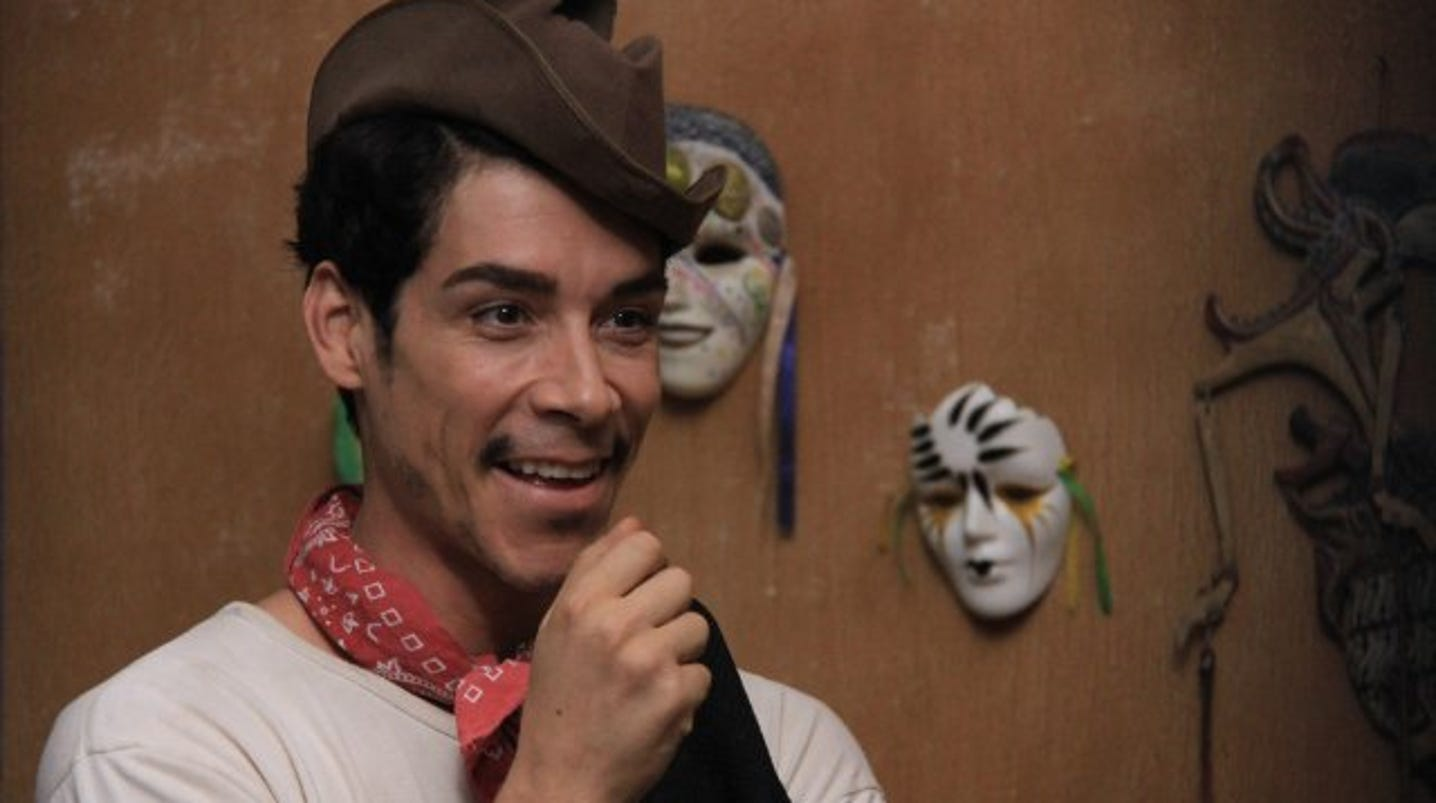 'Cantinflas' unmasks 'the Charlie Chaplin of Mexico'