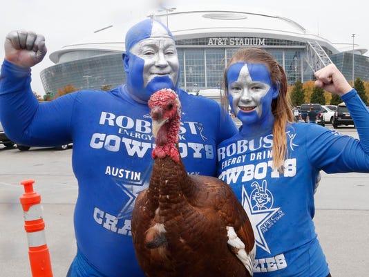 NFL: Carolina Panthers at Dallas Cowboys