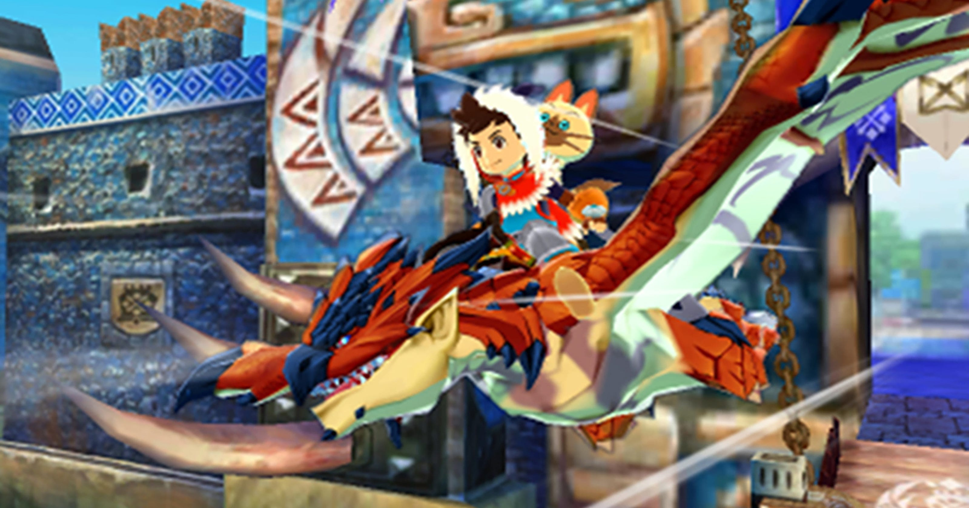 Gear Box: Monster Hunter Stories Armor & Weapon Guide