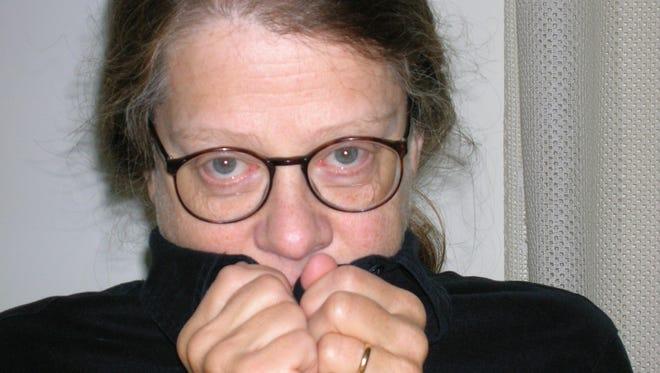 Poet Marianne Boruch