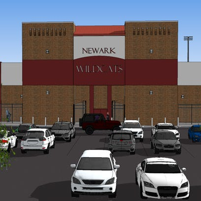 Plans for improvements to Newark City School's White