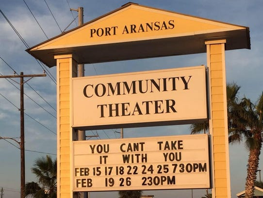 Port Aransas Community Theatre will present a production