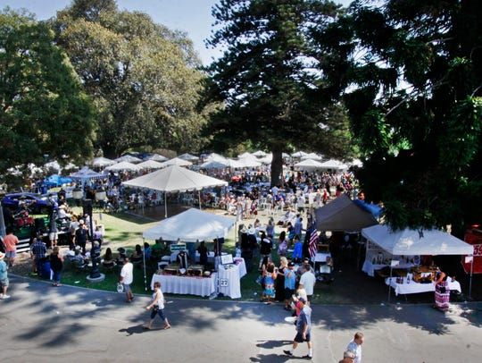 "The ""A Taste of Camarillo"" food, wine and brew festival"