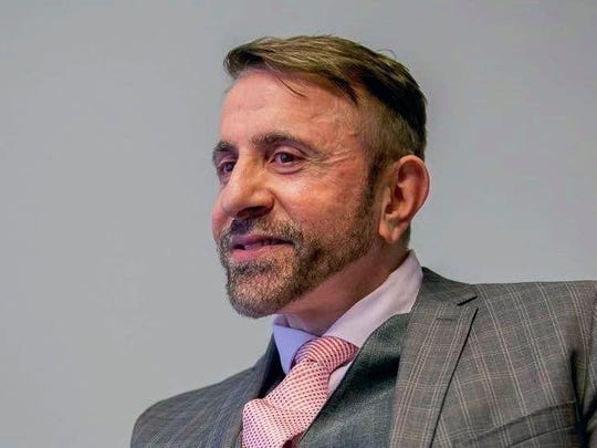 Perry N. Halkitis is dean of the Rutgers School of Public Health.