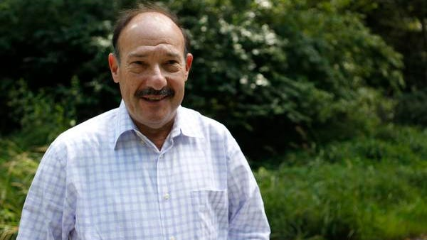 Danny Gold, president of the East Irvington Civic Association in Tarrytown on Aug. 28, 2014.