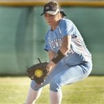 Redwood's Rebekah Cervantes is the 2014-15 Times-Delta/Advance-Register all-Tulare County girls athlete of the year.