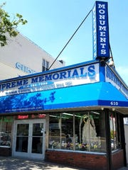 Supreme Memorials in Brooklyn, New York.