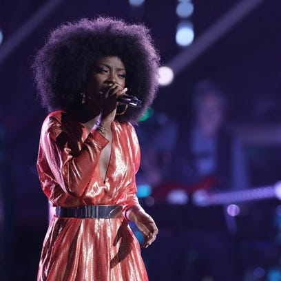 'The Voice' Top 12 includes Indiana's Christiana Danielle