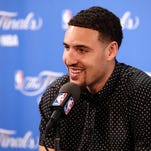 Klay Thompson: 'I hope to play for Team USA' in Olympics this summer