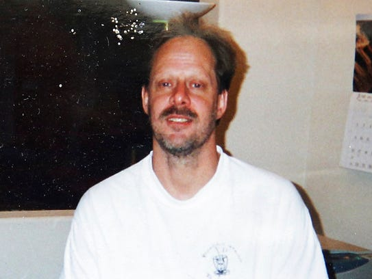 This undated photo provided by Eric Paddock shows his