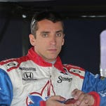 Justin Wilson, who died at 37, will be remembered this weekend when drivers wear his logo on their helmets.