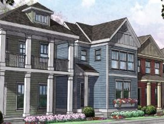 34 Cottages And Townhomes Planned Near Trevecca Campus