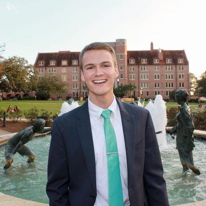 BREAKING: Advance candidate Kyle Hill elected student body president