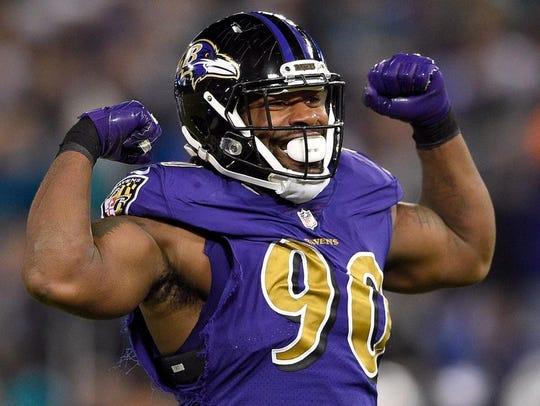 Za'Darius Smith is entering his fourth NFL season,