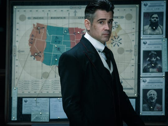 """Colin Farrell stars in """"Fantastic Beasts and Where"""