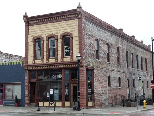 Lindberg's, on the corner of West Commercial Street