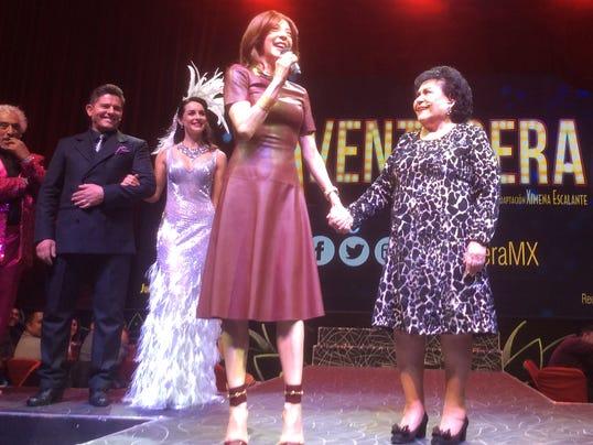 2017-02-20. [ NOTA ] Edith González vuelve a bailar en 'Aventurera' 636232066863196519-Edith-Gonzalez-aventurera-cortesia2